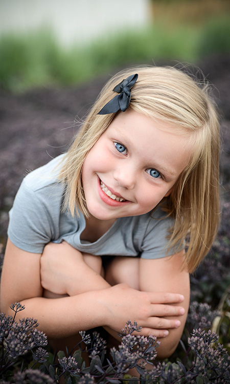 Des Moines Child Photographer